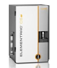CS - 800 Analizador del carbono y el azufre