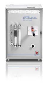 CW-800 Аналізатор вуглецю й вологи