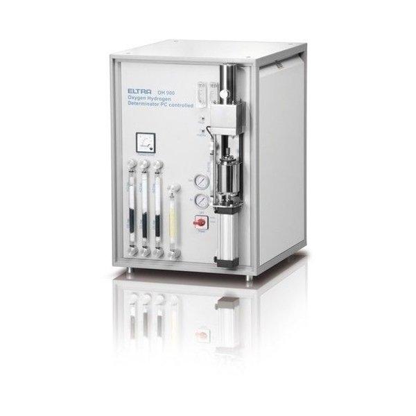 ON-900 Analyzer of oxygen and Eltra hydrogen