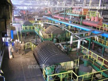 Купить Производство железорудного концентрата, мощность - 11 млн.тн