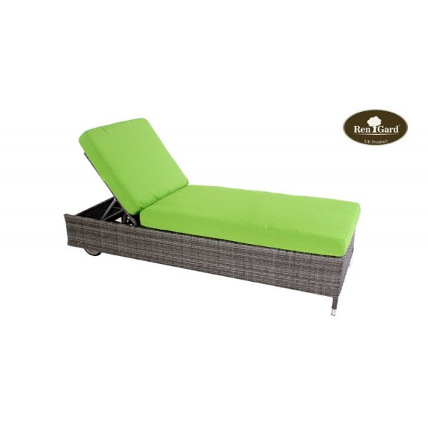 Chaise Lounge Rattan Sintetico.Rengard Chaise Lounge From An Artificial Rattan Buy In Kiev
