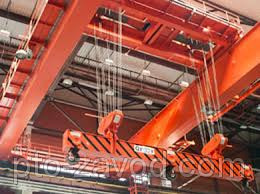 Buy Double-beam bridge crane special with traversy / p 16 t.
