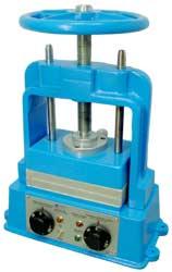 """Купить Вулканизатор """"РУТА"""" для изготовления резиновых форм с двойным управлением (плита 125х200 мм)"""
