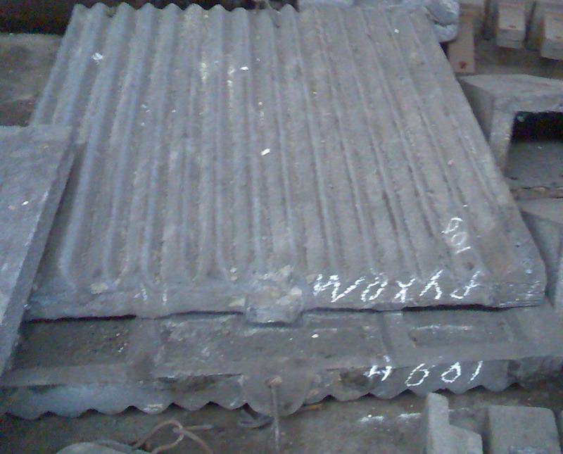 Плиты дробящие СМ-741, СМД-108, CМД-109, СМД-110, СМД-111