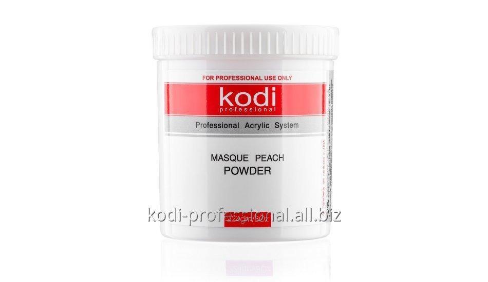 Masque Peach Powder Kodi professional 224 гр Пудра акриловая матирующая персик