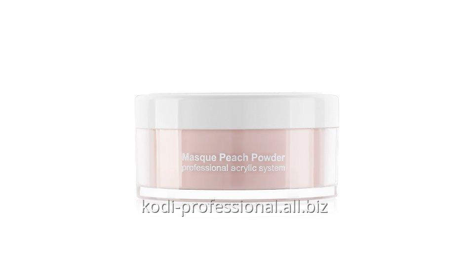 Masque Peach Powder Kodi professional 22 гр Пудра матирующая акриловая персик