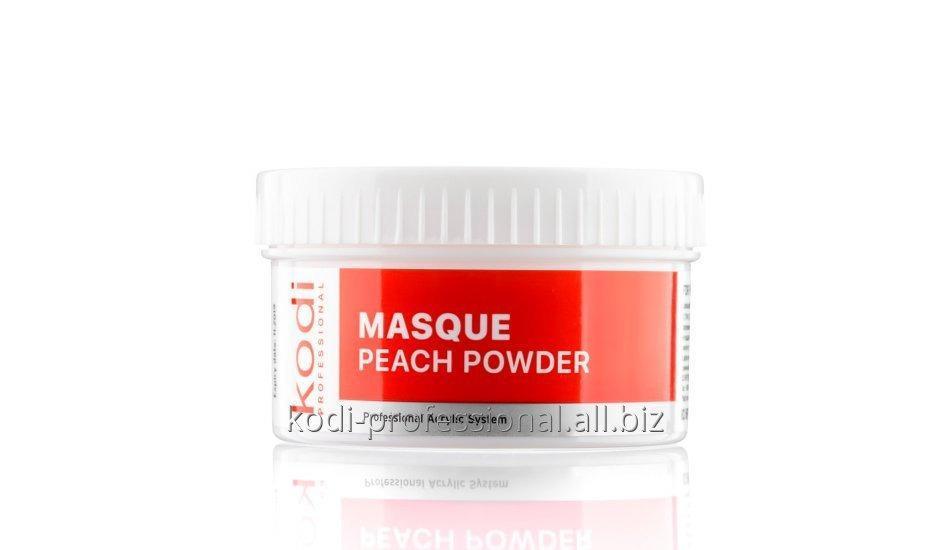 Masque Peach Powder Kodi professional 60 гр Пудра матирующая акриловая персик
