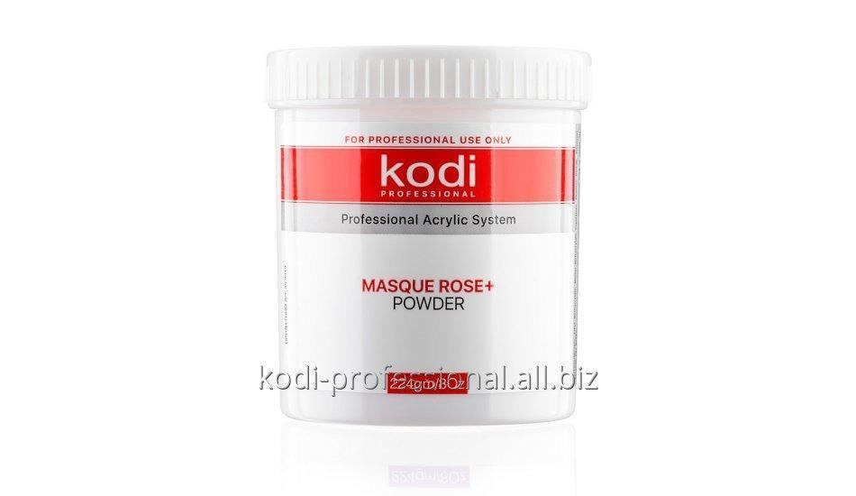 Masque Rose+ Powder Kodi professional 224 gr Пудра акриловая матирующая Роза+