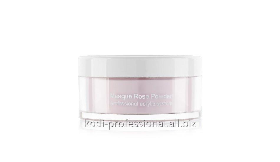 Masque Rose Powder Kodi professional 22 gr Пудра акриловая матирующая Роза