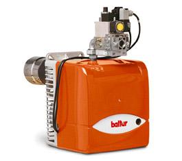 Двухступенчатая газовая горелка BTG 20 P 50-60Hz