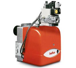 Двухступенчатая газовая горелка BTG 11 P 50-60Hz