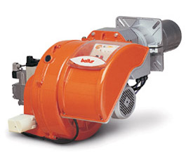 Двухступенчатая газовая горелка  TBG 150 P 50Hz