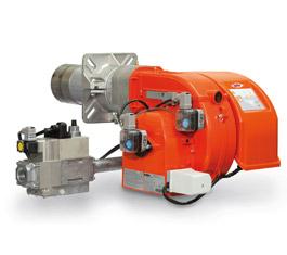 Двухступенчатая газовая горелка TBG 60 PV 50Hz