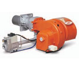 Двухступенчатая прогрессивная газовая горелка TBG 85 PN V 50Hz