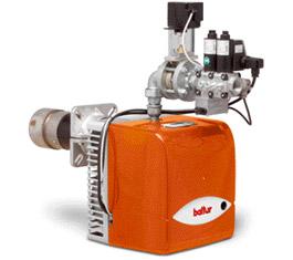 Двухступенчатая газовая горелка с электронным кулачком BTG 15 ME 50Hz