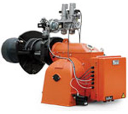 Двухступенчатая газовая горелка с электронным кулачком BGN 350 DSPGNME 50Hz