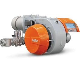 Двухступенчатая газовая горелка с электронным кулачком TBG 1600 MC 50Hz