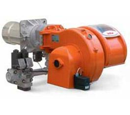 Двухступенчатая газовая прогрессивная горелка TBG80 LXME 50Hz
