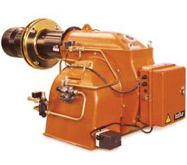 Двухступенчатая газовая горелка BT 300 DSG 4T 50Hz