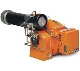 Двухступенчатая прогрессивная дизельная горелка BT 100 DSPG 50Hz