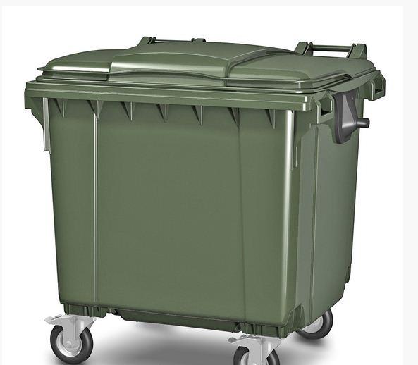 Мусорные контейнеры для ТБО (1100 л)
