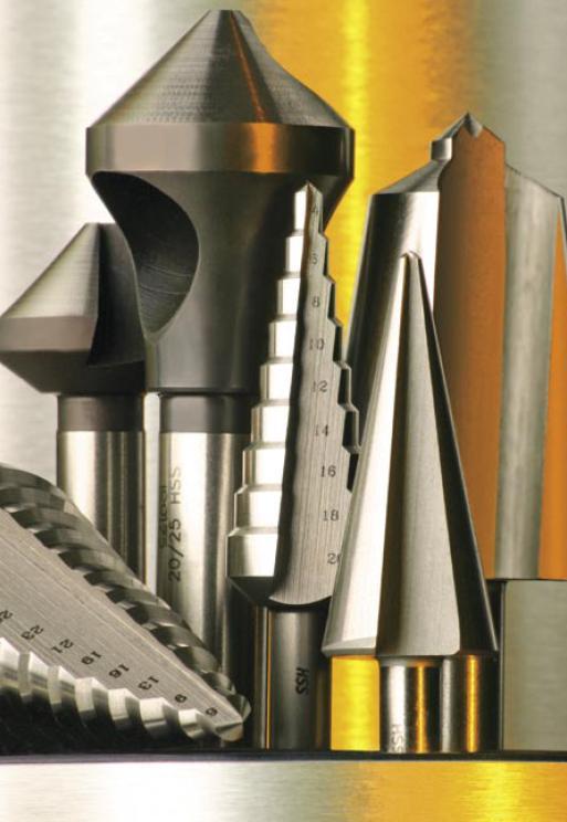 Купить Сверла конусные Bučovice Tools (Чехия)
