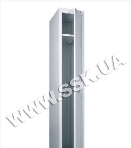 Купить Металлический шкаф на одну секцию ШОМ-300/1 (1800х300х500 мм.)