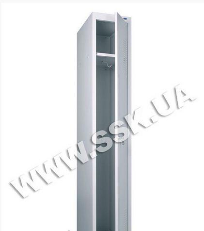 Металлический шкаф на одну секцию ШОМ-К-300/1 (1800х300х500 мм.)