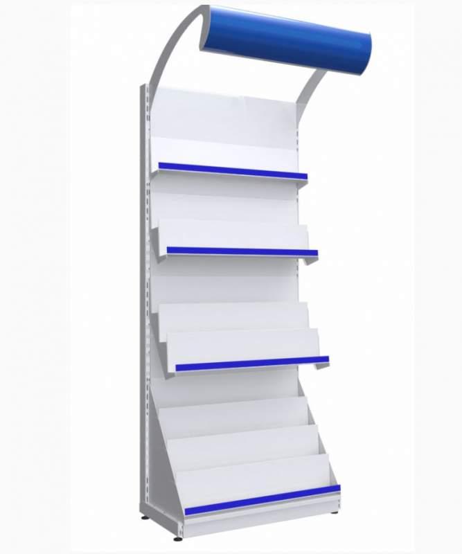 Стеллаж книжный