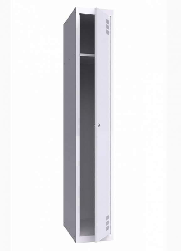Шкафы одежные металлические ШОМ 300-1-1