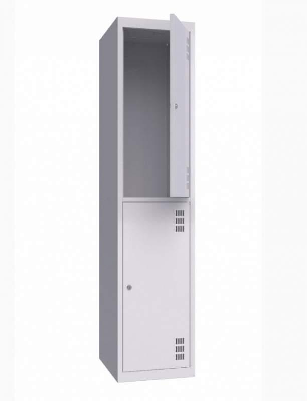Шкаф для одежды ШОМ 400-1-2