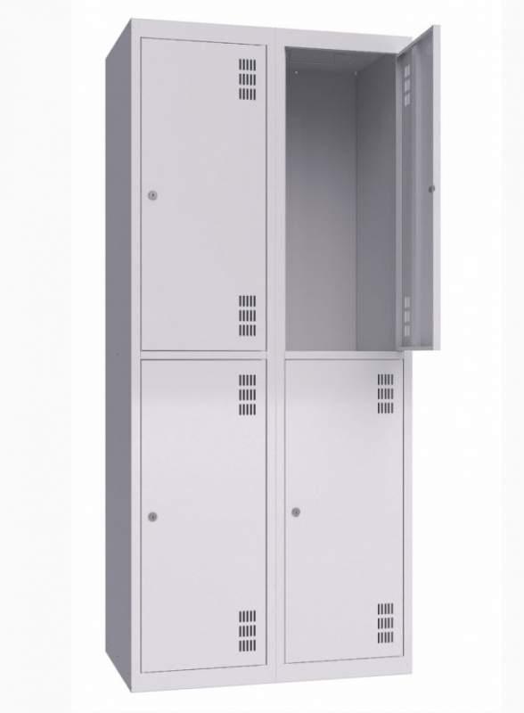 Шкаф для одежды ШОМ 400-2-4