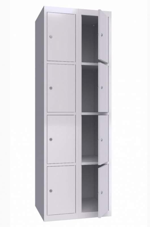 Шкаф ячеечный ШОМ 300-2-8