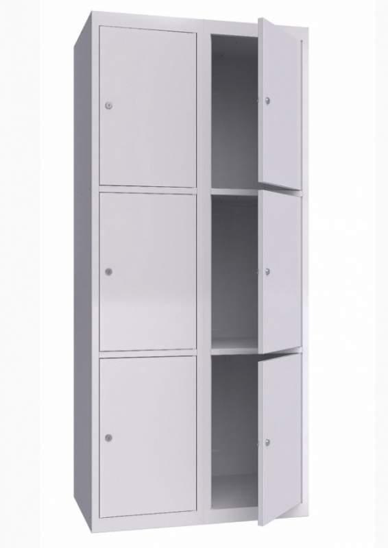 Шкаф ячеечный ШОМ 400-2-6