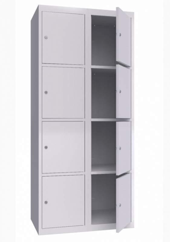 Шкаф ячеечный ШОМ 400-2-8
