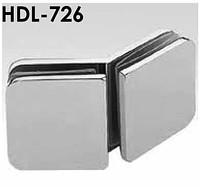 Купить Крепление стекло-стекло 135 душевых кабинок HDL