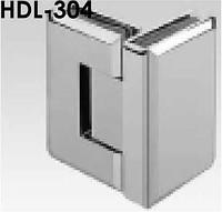 Купить Петля стекло-стекло 90 для душевых кабинок HDL