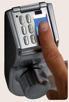 Купить Замок биометрический