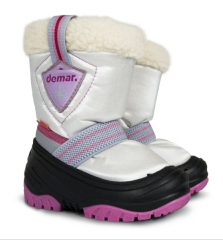 73a606dfd Зимняя детская обувь дутики ДЕМАР - DEMAR TOBI b (розовые) купить в ...