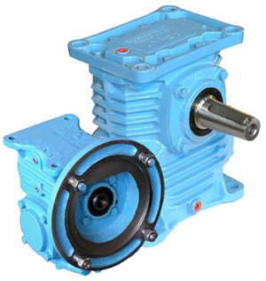 Мотор-редукторы червячно-цилиндрические двухступенчатые