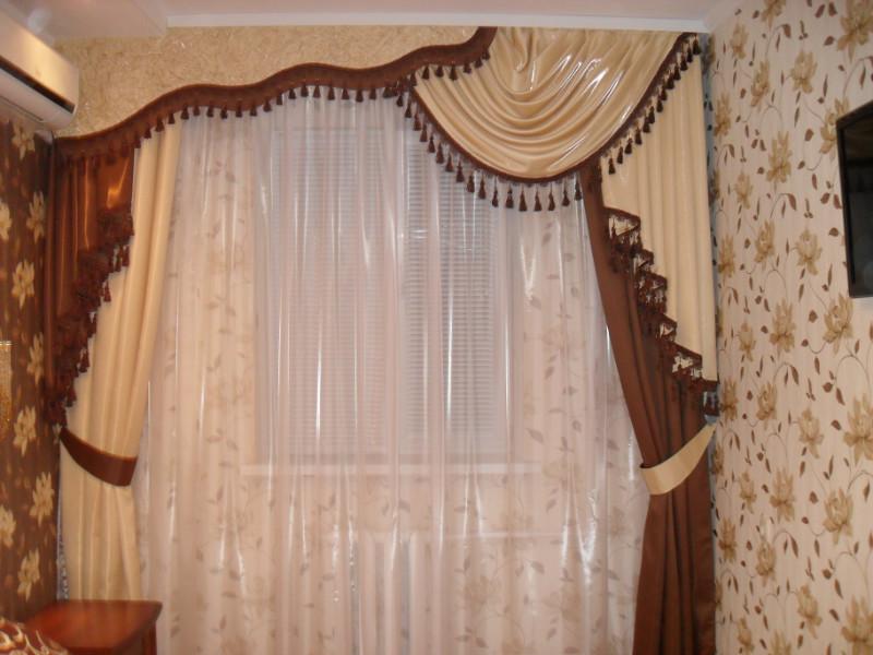 Шторы для спальни фото цена