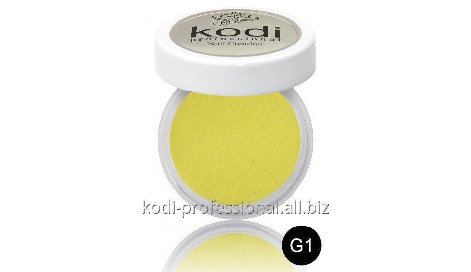 Цветной акрил Kodi prodessional G1