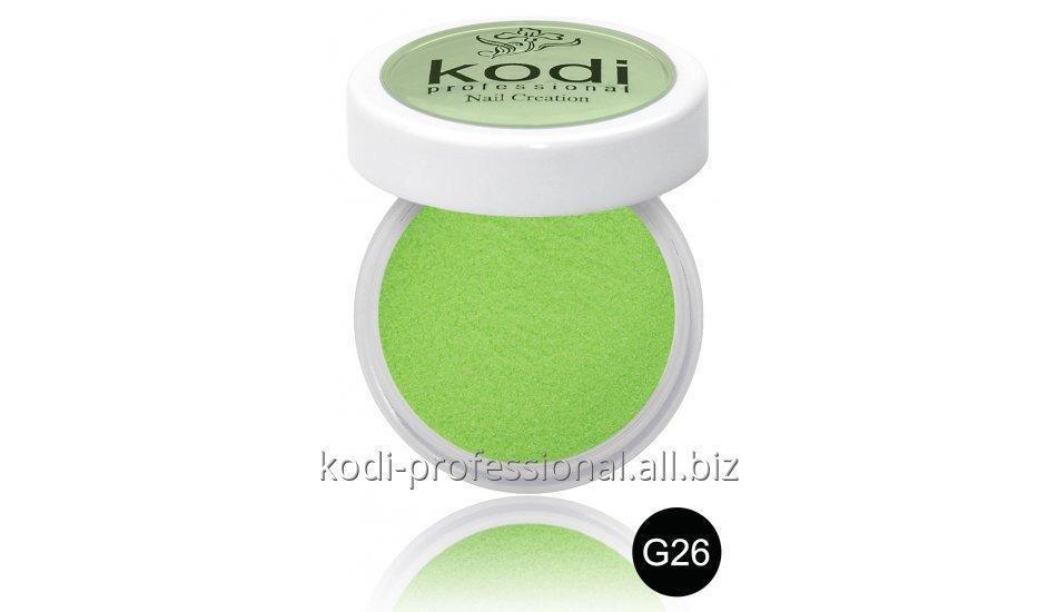 Цветной акрил Kodi prodessional G26
