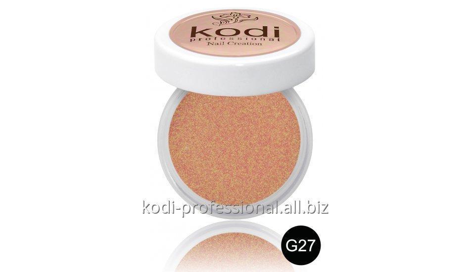 Цветной акрил Kodi prodessional G27