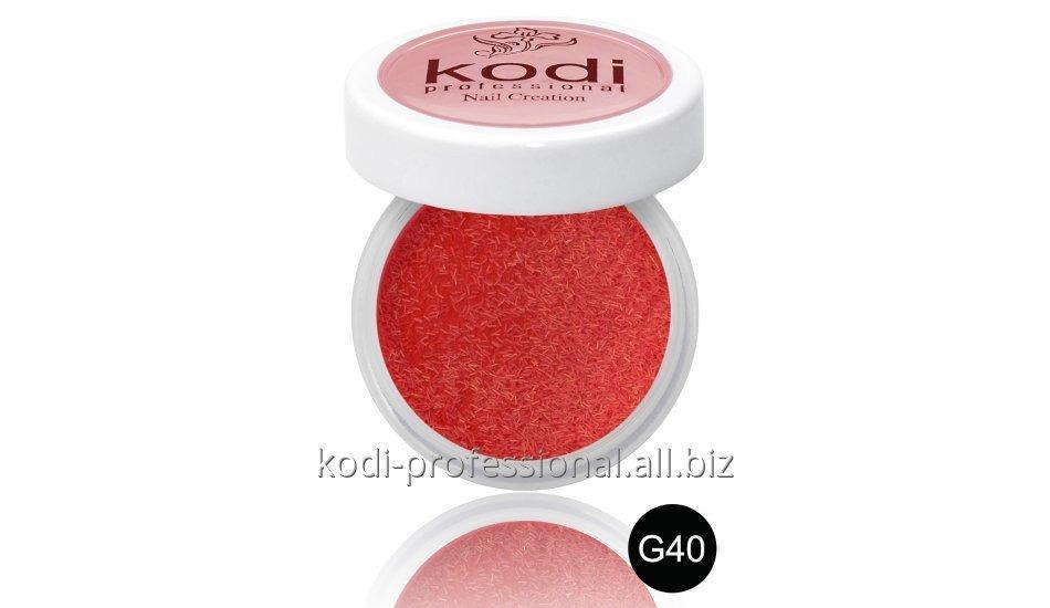 Цветной акрил Kodi prodessional G40