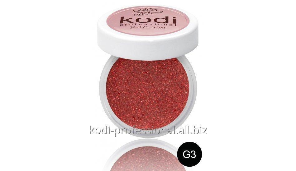 Цветной акрил Kodi prodessional G3