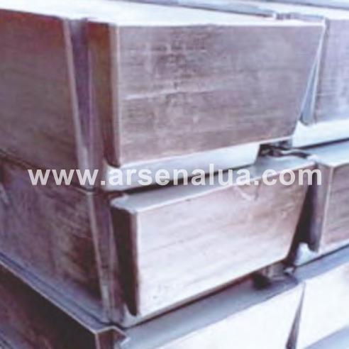 Купить Цинк-алюминиевые сплавы для АГНЦ блок ЦА04 и ЦА03