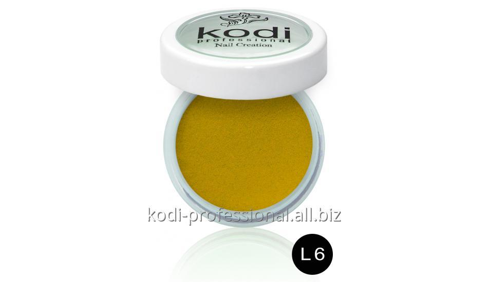 Цветной акрил Kodi prodessional L6