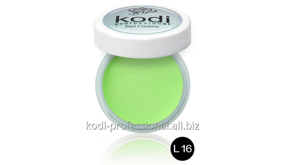 Цветной акрил Kodi prodessional L16