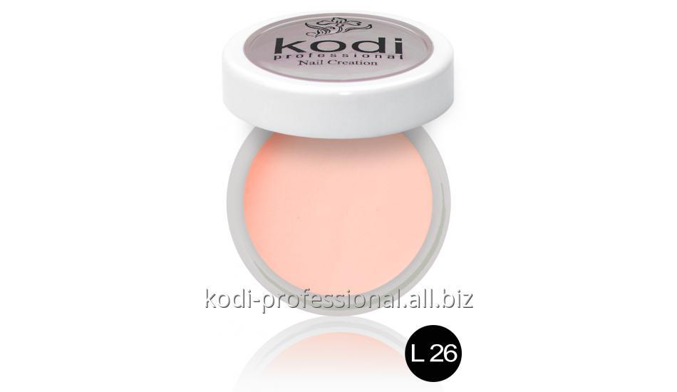 Цветной акрил Kodi prodessional L26